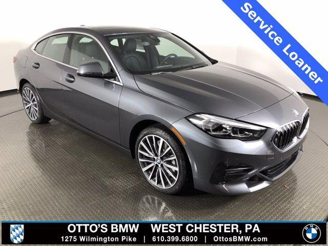 used 2021 BMW 228 Gran Coupe car, priced at $43,625