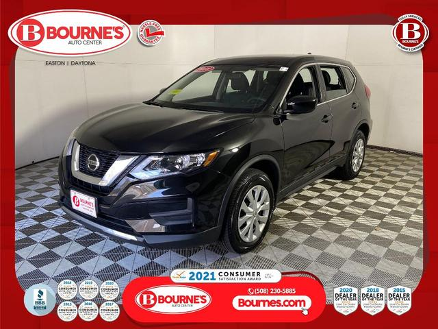 used 2018 Nissan Rogue car, priced at $18,990