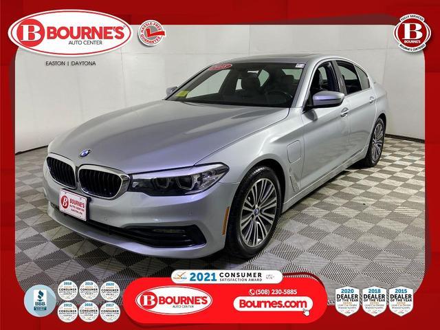used 2018 BMW 530e car, priced at $28,190