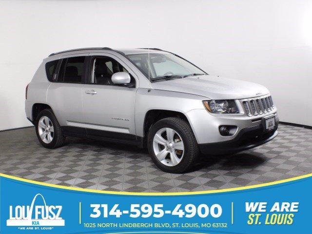 used 2014 Jeep Compass car, priced at $14,303