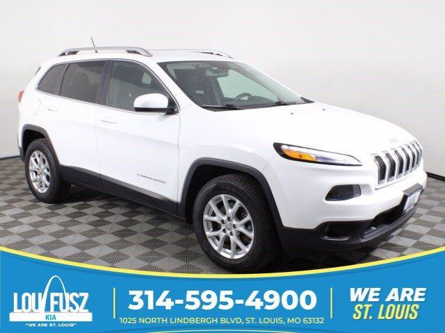 used 2015 Jeep Cherokee car, priced at $16,222