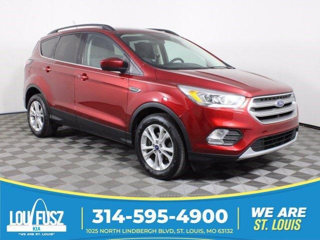 used 2017 Ford Escape car, priced at $18,003