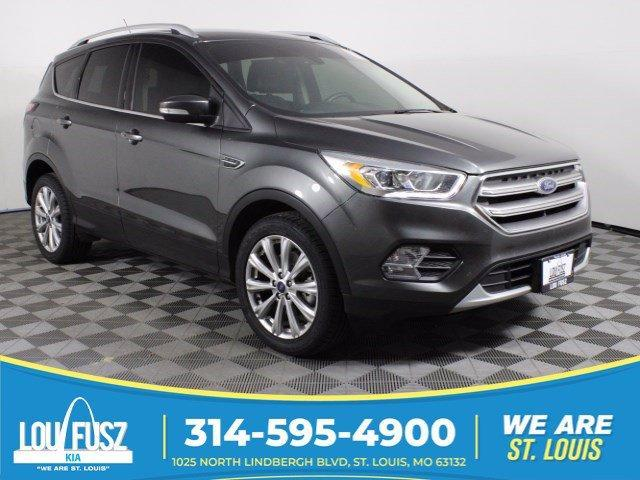 used 2017 Ford Escape car, priced at $19,047