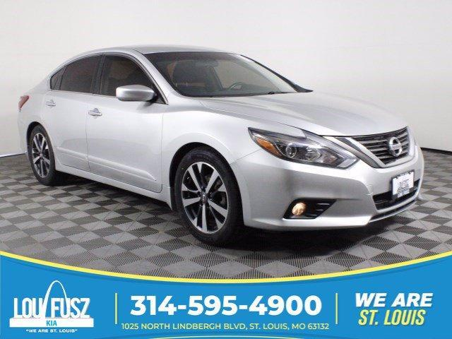 used 2017 Nissan Altima car, priced at $19,381