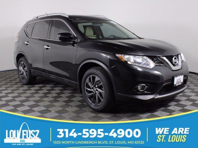 used 2016 Nissan Rogue car, priced at $17,948