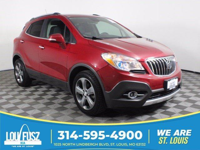 used 2014 Buick Encore car, priced at $12,287