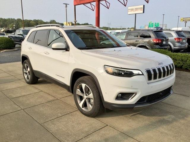 new 2020 Jeep Cherokee car, priced at $38,659