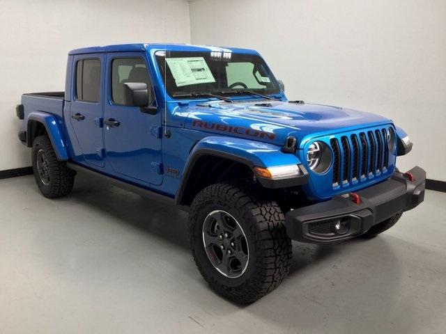 new 2021 Jeep Gladiator car, priced at $57,393