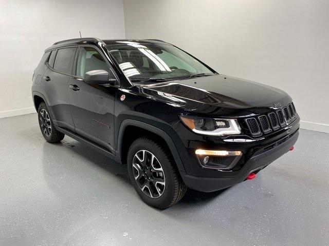 new 2021 Jeep Compass car, priced at $39,630