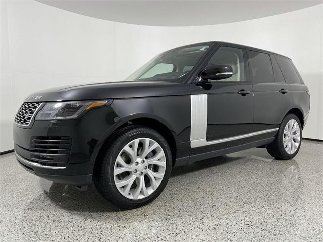 new 2021 Land Rover Range Rover car, priced at $108,965