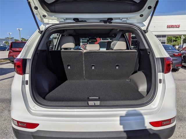 used 2018 Kia Sportage car, priced at $26,878