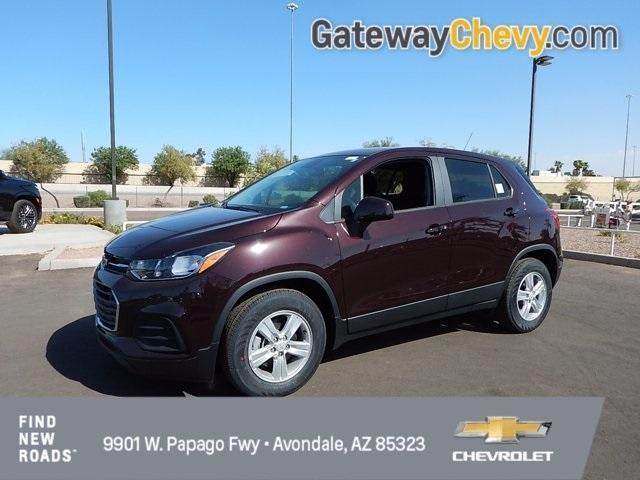 new 2021 Chevrolet Trax car, priced at $23,235