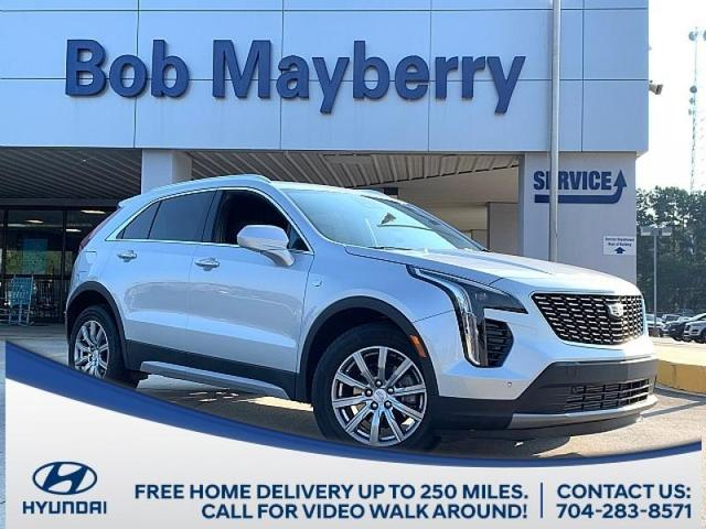 used 2020 Cadillac XT4 car, priced at $32,496
