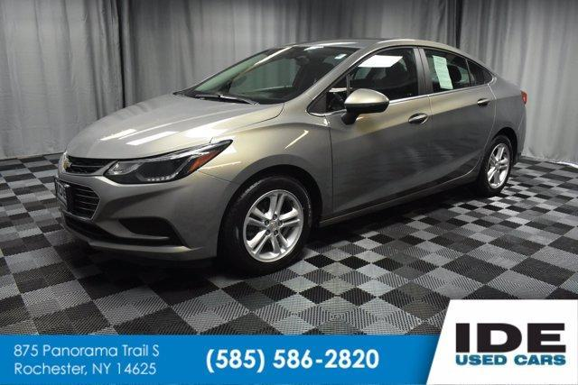 used 2018 Chevrolet Cruze car, priced at $18,290