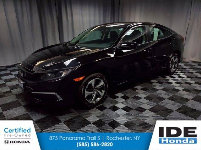 used 2020 Honda Civic car, priced at $21,290