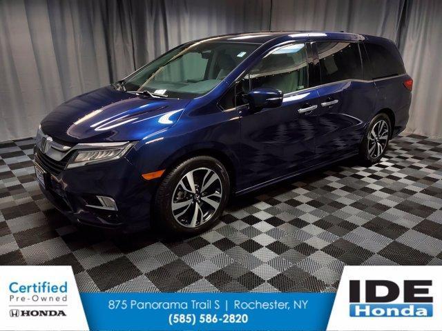 used 2019 Honda Odyssey car, priced at $43,890