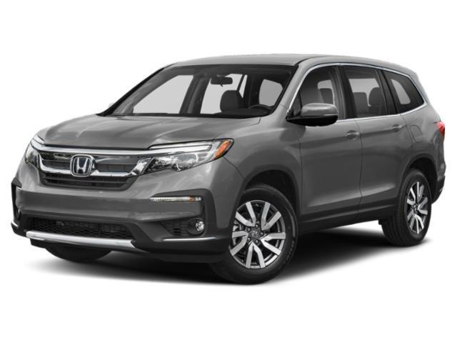 new 2021 Honda Pilot car, priced at $38,050