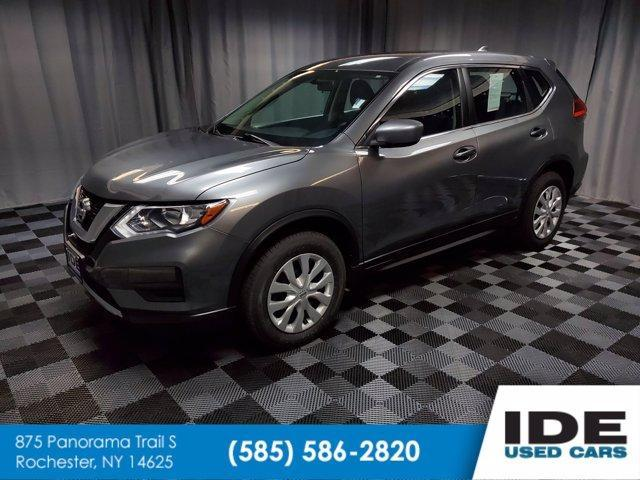used 2017 Nissan Rogue car, priced at $15,590