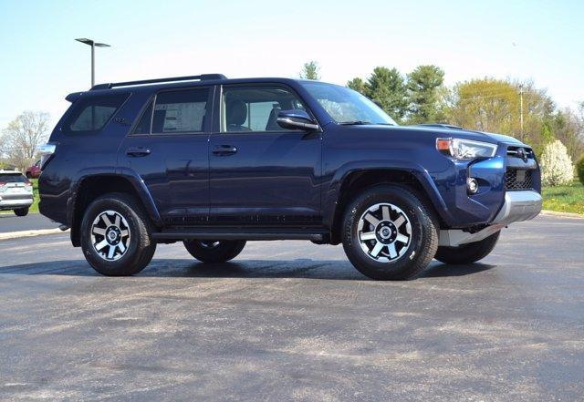 new 2021 Toyota 4Runner car, priced at $45,408