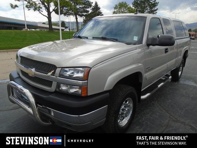used 2004 Chevrolet Silverado 2500 car, priced at $24,998