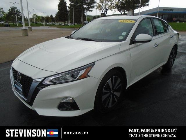 used 2019 Nissan Altima car, priced at $25,748