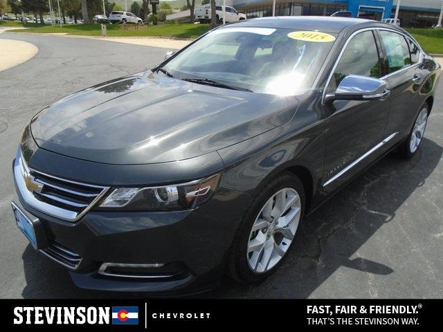 used 2015 Chevrolet Impala car, priced at $20,988
