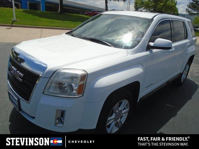used 2013 GMC Terrain car, priced at $10,998