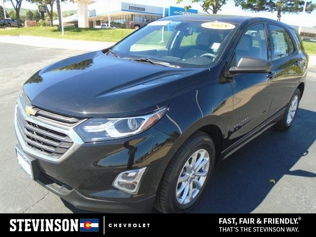 used 2018 Chevrolet Equinox car, priced at $20,998