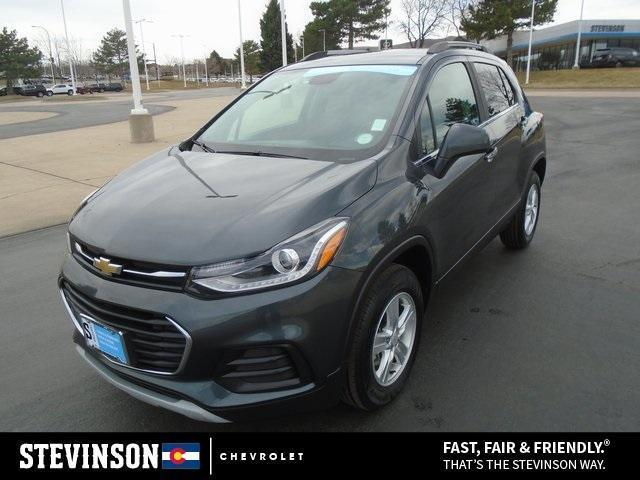 used 2018 Chevrolet Trax car, priced at $16,248