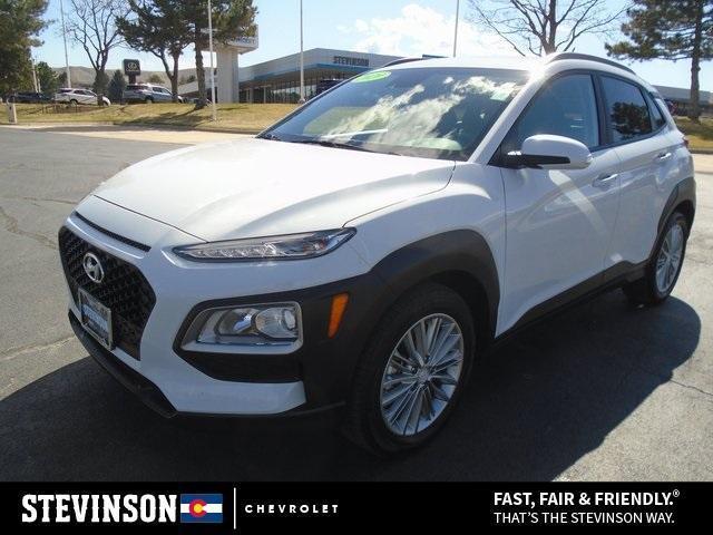 used 2020 Hyundai Kona car, priced at $24,748