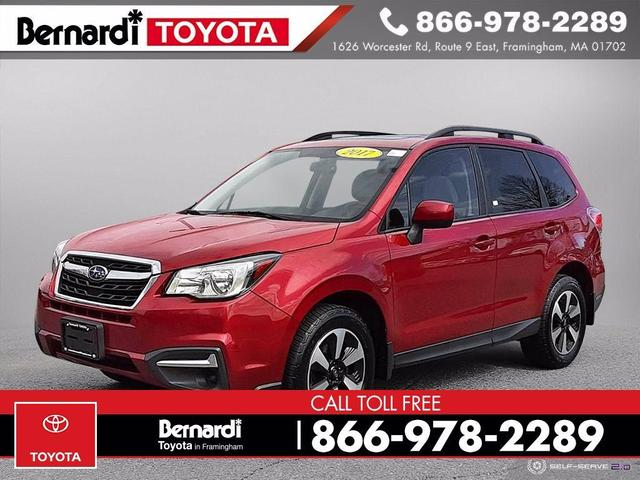 used 2017 Subaru Forester car, priced at $16,768
