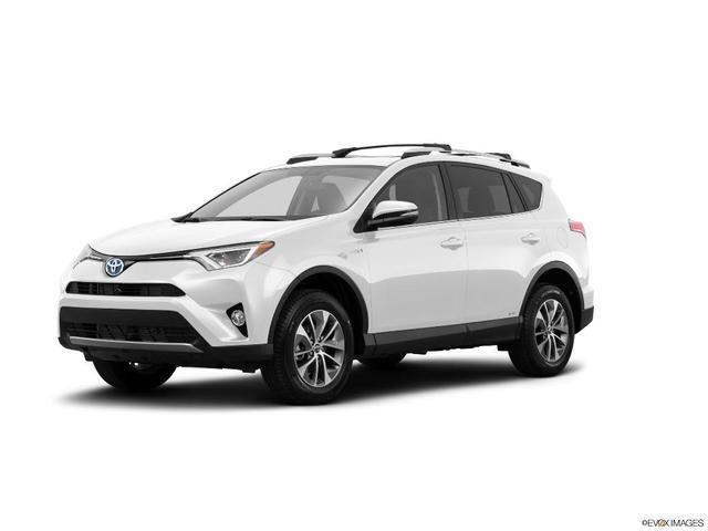 used 2017 Toyota RAV4 car
