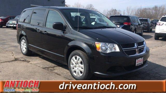 new 2020 Dodge Grand Caravan car, priced at $27,884
