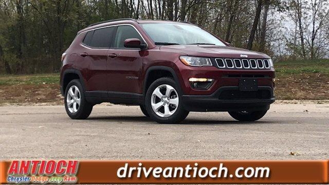 new 2021 Jeep Compass car, priced at $27,054