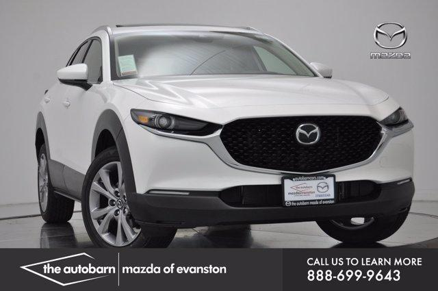 new 2021 Mazda CX-30 car, priced at $30,538
