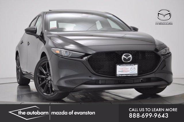 new 2021 Mazda Mazda3 car, priced at $29,034