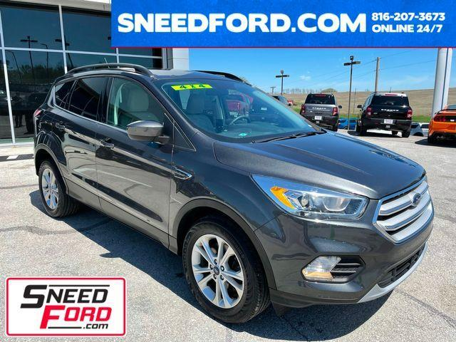 used 2018 Ford Escape car, priced at $25,999