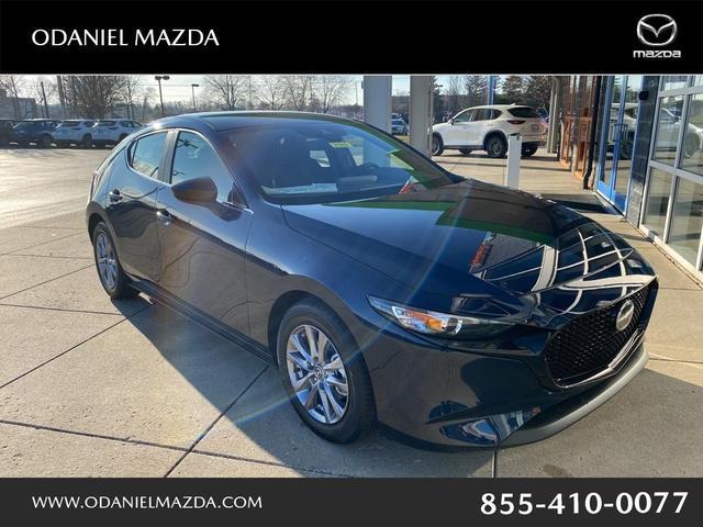 new 2021 Mazda Mazda3 car, priced at $23,445