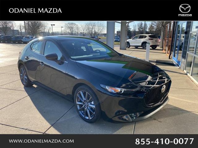 new 2021 Mazda Mazda3 car, priced at $24,645