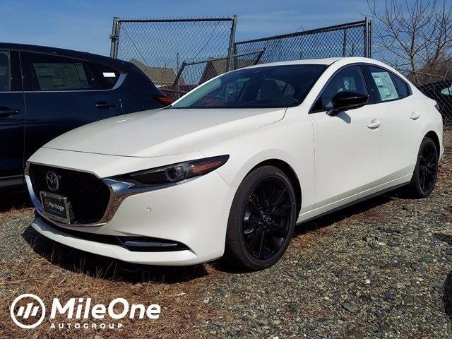 new 2021 Mazda Mazda3 car, priced at $32,504