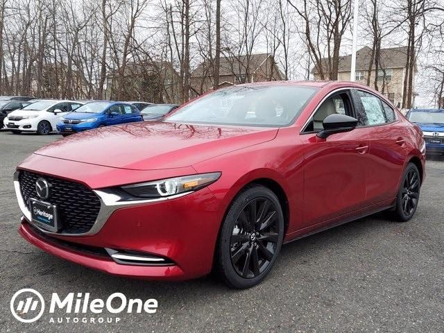 new 2021 Mazda Mazda3 car, priced at $32,535