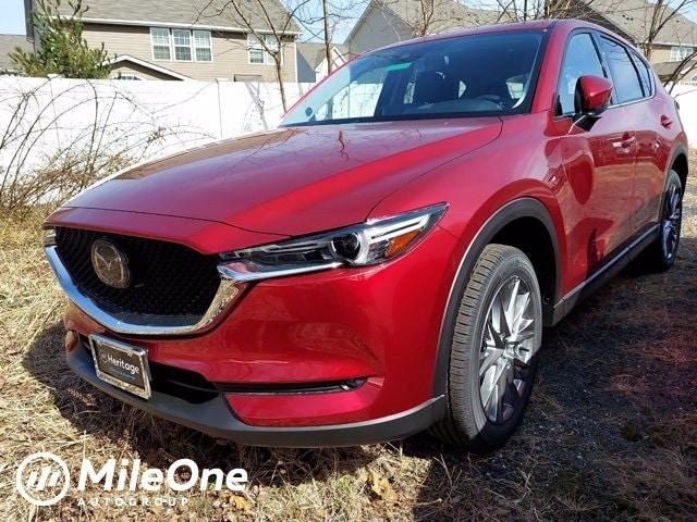 new 2021 Mazda CX-5 car, priced at $33,869