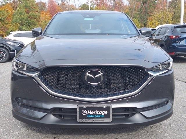 new 2021 Mazda CX-5 car, priced at $37,488