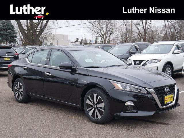 new 2021 Nissan Altima car, priced at $29,370