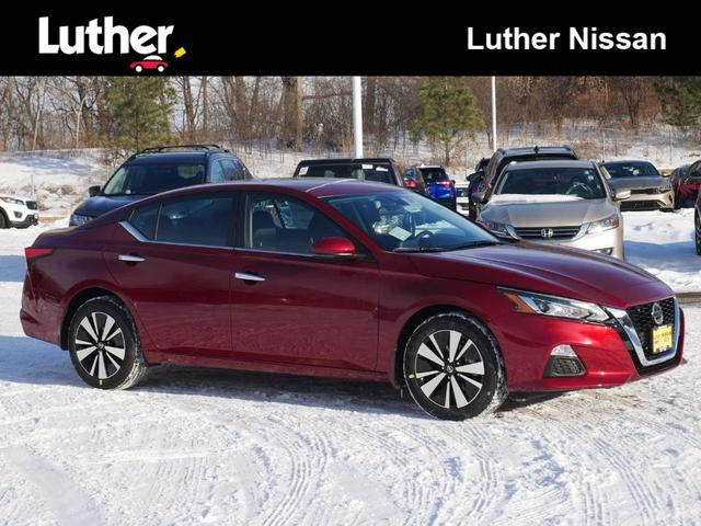 new 2021 Nissan Altima car, priced at $30,755