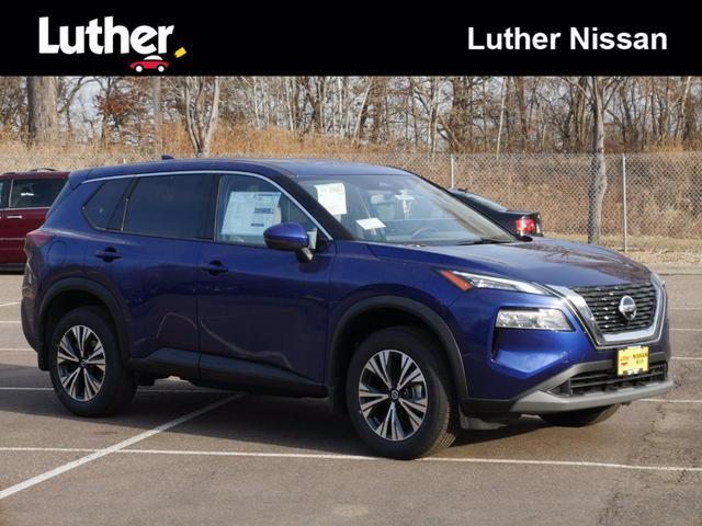 new 2021 Nissan Rogue car, priced at $30,725