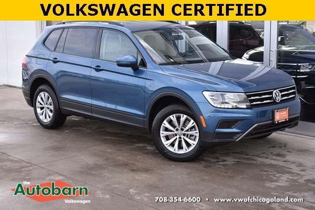 used 2020 Volkswagen Tiguan car, priced at $24,900