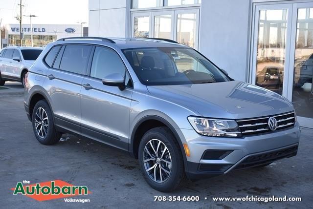 new 2021 Volkswagen Tiguan car, priced at $27,975