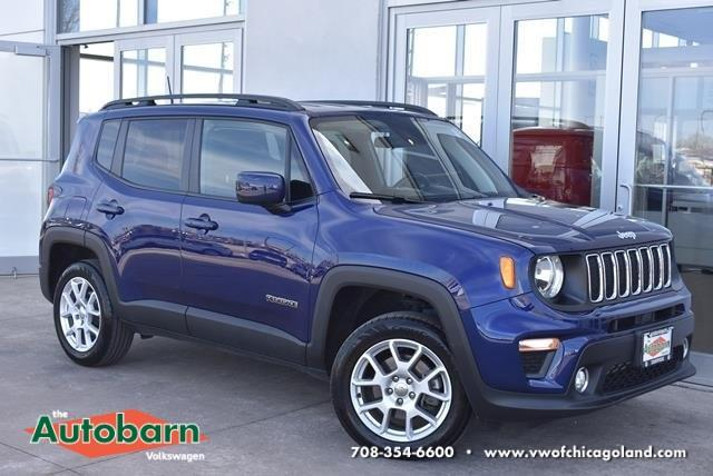 used 2019 Jeep Renegade car, priced at $22,000