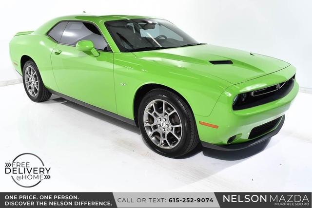 used 2017 Dodge Challenger car, priced at $27,800
